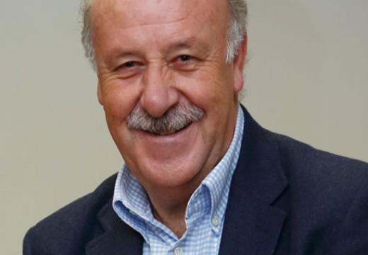 Entrevista a Vicente del Bosque