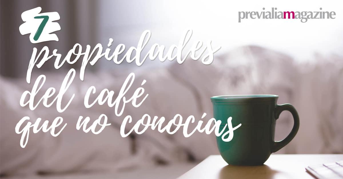 Propiedades del café beneficiosas para la salud