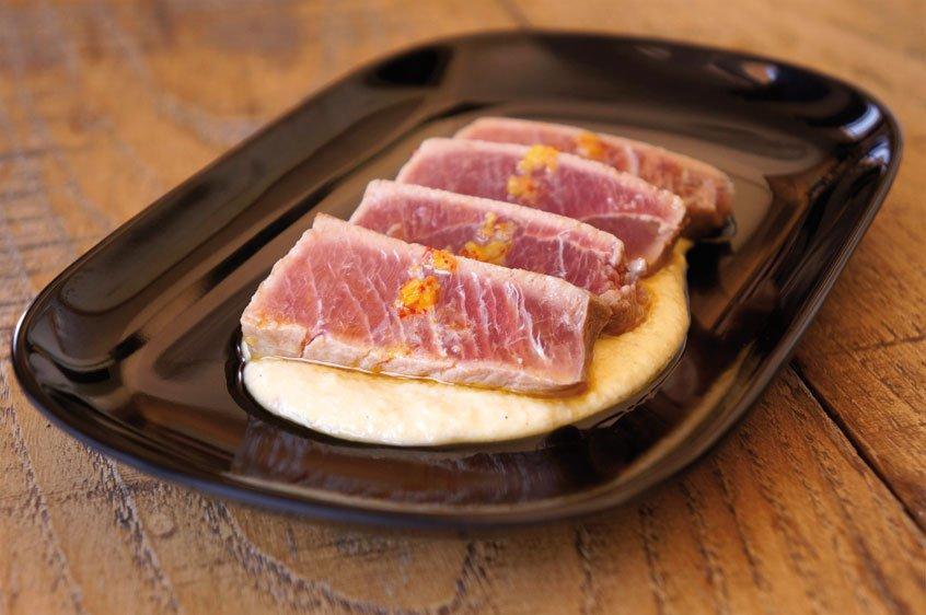 receta-de-atún-rojo-al-estilo-tataki-de-mikel-iturriaga