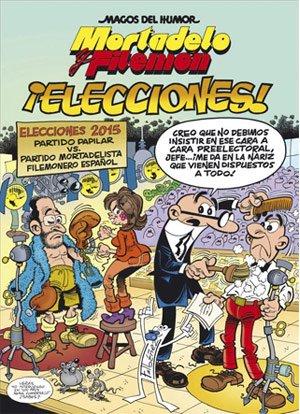 mortadelo y filemón elecciones generales partido pepero