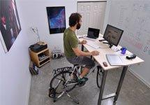 bici escritorio