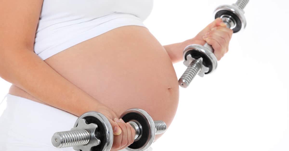 embarazo y deporte