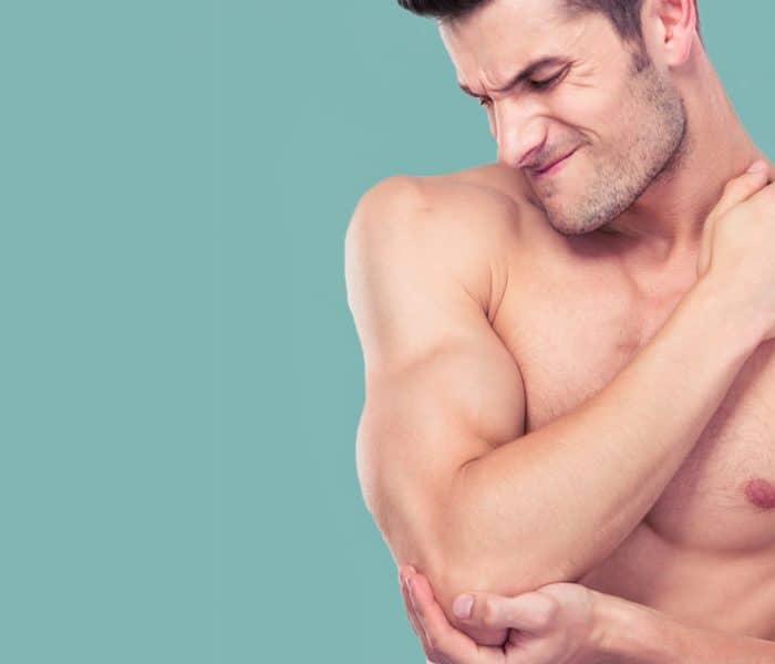Codo de tenista: síntomas y tratamiento de la epicondilitis
