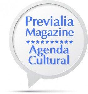 Agenda Cultural Previalia