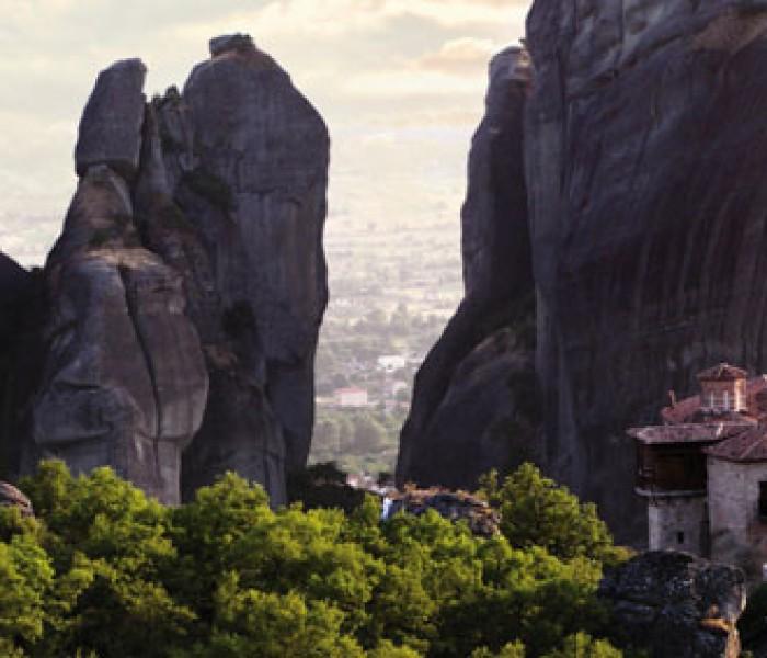 Los monasterios de Meteora en Kalambaka, un destino de cine