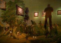Los espíritus de los museos