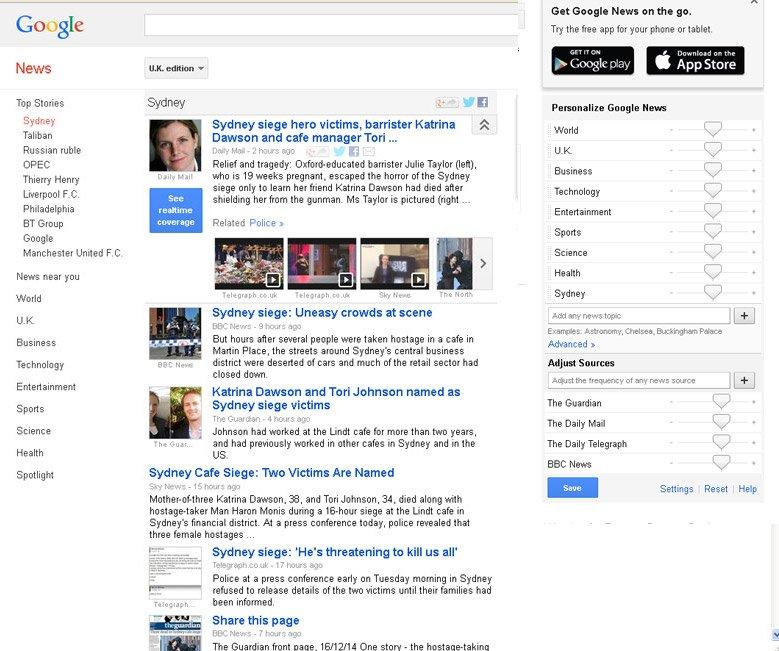 En qué te afecta el cierre de Google News