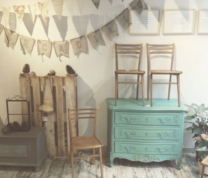 Chalk Paint: Cómo restaurar un mueble sin ser un manitas
