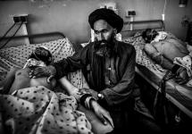Majid Saeedi - Hospital Afganistán