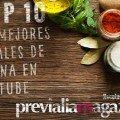 Los mejores canales de cocina en Youtube | Morirás del gusto