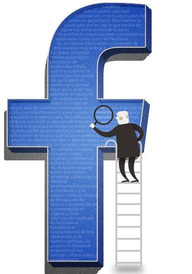 configurar la privacidad en facebook