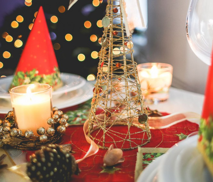 Cómo impedir que las comidas de Navidad arruinen tu dieta