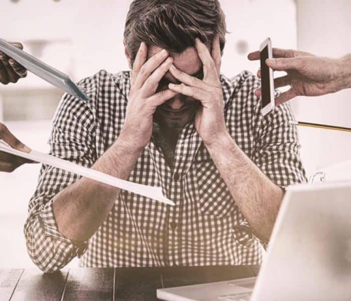 El estrés en el trabajo puede causar cáncer