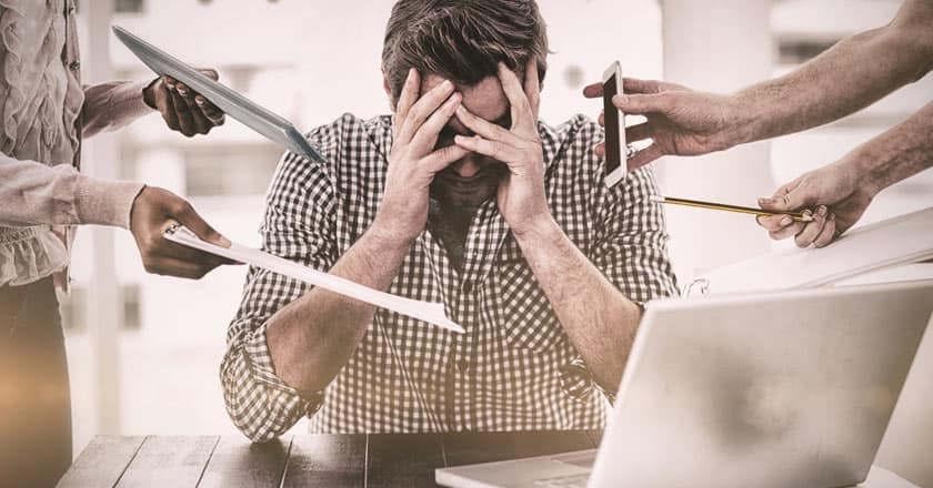 estrés en el trabajo produce cáncer