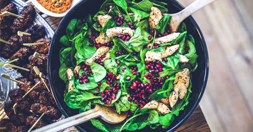 guía nutricional 2017