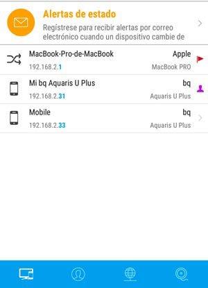 cómo saber si me roban el wifi con una app
