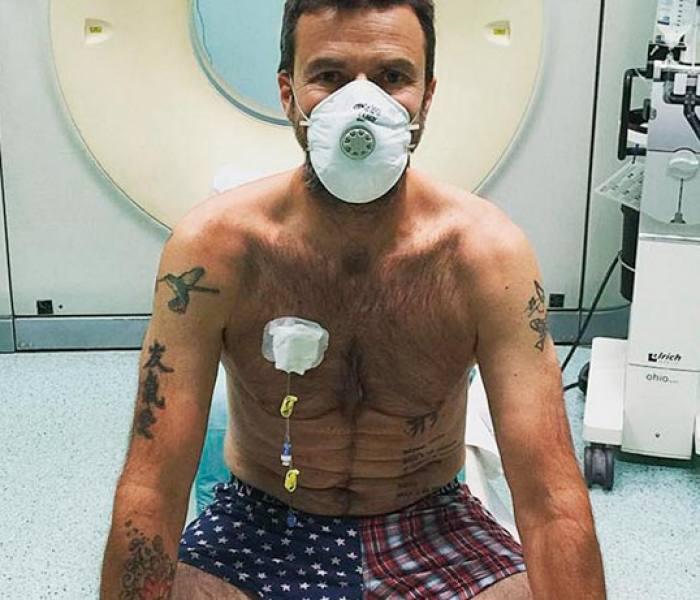 """Pau Donés (Jarabe de palo): """"No voy a permitir que el cáncer me cambie la vida"""""""